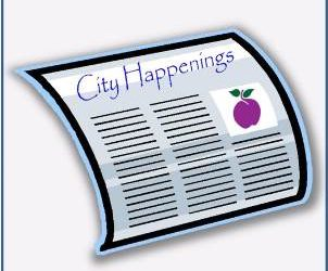 The June/July City Happenings is Available
