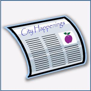 The December/January City Happenings is Available