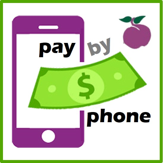 NEW! – Pay Utility Bill by Phone