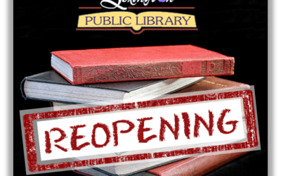 Library Now Open (with Restrictions)